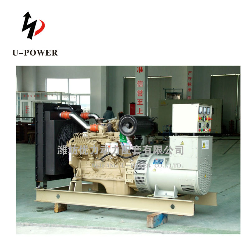 Diesel Generator with Weichai Engine WP4D66E200