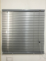 25mm TC-AR-205 aluminium blinds