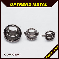 High Quality Metal Round Shoe Buckle
