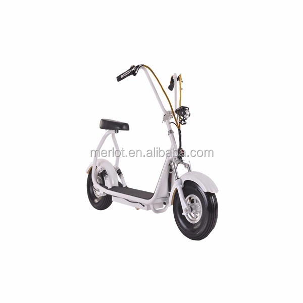 2016 new citycoco 2 Wheels cool sport electric scooter