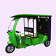 China cheap factory price passenger tricycle gasoline/eletric e-tricycle for adults with cabin
