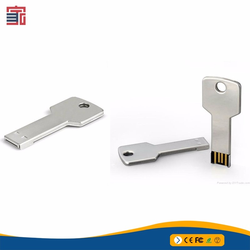USB 2.0 Interface Type and Stock Products Status Factory wholesale key usb flash drive