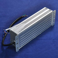 AC90-130V Input Waterproof IP67 DC12V Output 80W LED Power Supply, LED Power Driver Adapter Lighting Transformer