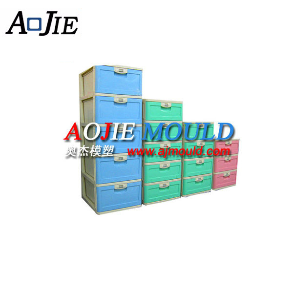 Produce Plastic Drawer Mould,injection moulding