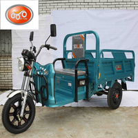 VACUUM TIRES, STRONG POWER AUTOMATIC ELECTRIC CARGO TRICYCLE FOR BUSINESS