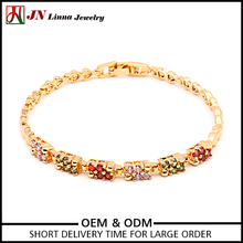 New product distributor wanted jewelry wholesale china bracelet gold plated