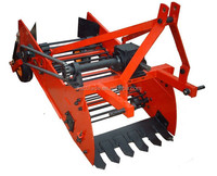 ISO certificate agricultural potato digger for sale