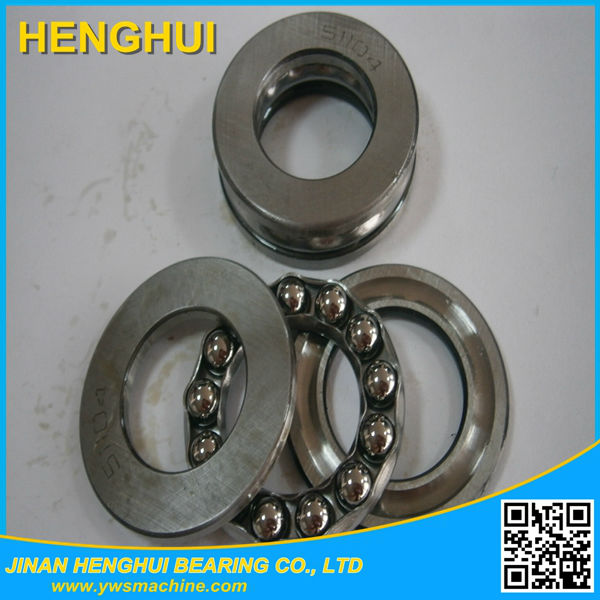 China brand YWS supply trust ball bearings 51313 with high quailty