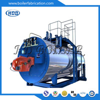 WNS oil fired steam boiler generator condensing gas boiler industrial boiler prices