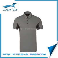 China wholesale short sleeve 100% cotton polo bulk blank t-shirts
