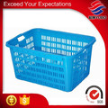 stackable vented plastic turnover crate