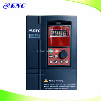 High quality single phase 1.5kw variable frequency drive, converter and speed control