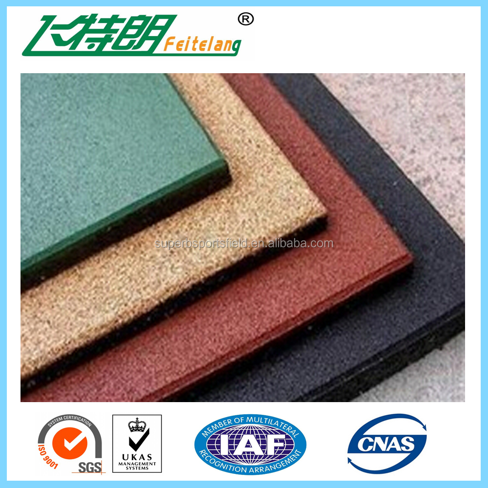 Rubber Flooring Product : High quality rubber flooring tiles
