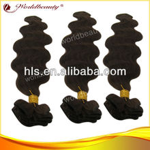 donor top 10 5A unprocessed ocean wave human hair virgin brazilian body wave hair weavon