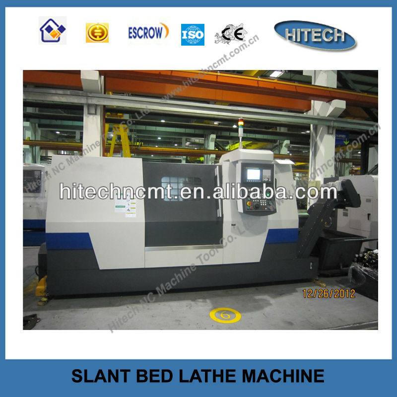 NL504SA slant bed lathe cnc control or cnc turning centers