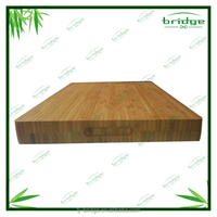 High quality Big bamboo cutting board for ribs