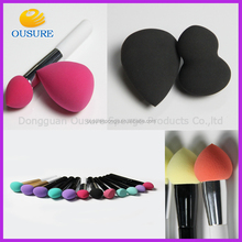 competitive price!!! BEAUTY SPONGE makeup sponge brush powder puff with handle