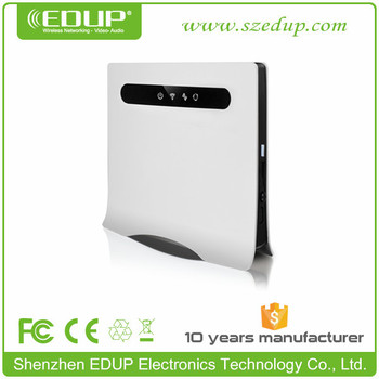 2016 Hot Product High Quality 4G Router With Sim Card Slot