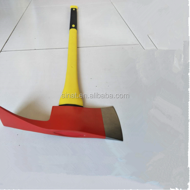 Forest fire <strong>tool</strong> 3.5LB fire Pulaski with fiberglass handle