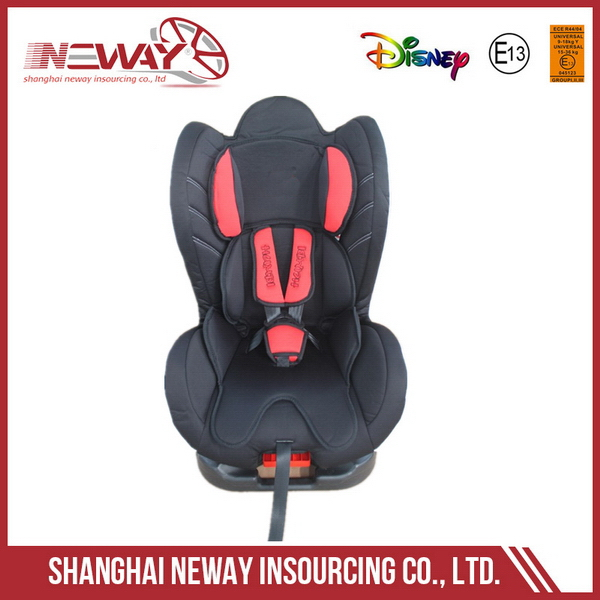 China supplier discount portable baby car seat racing