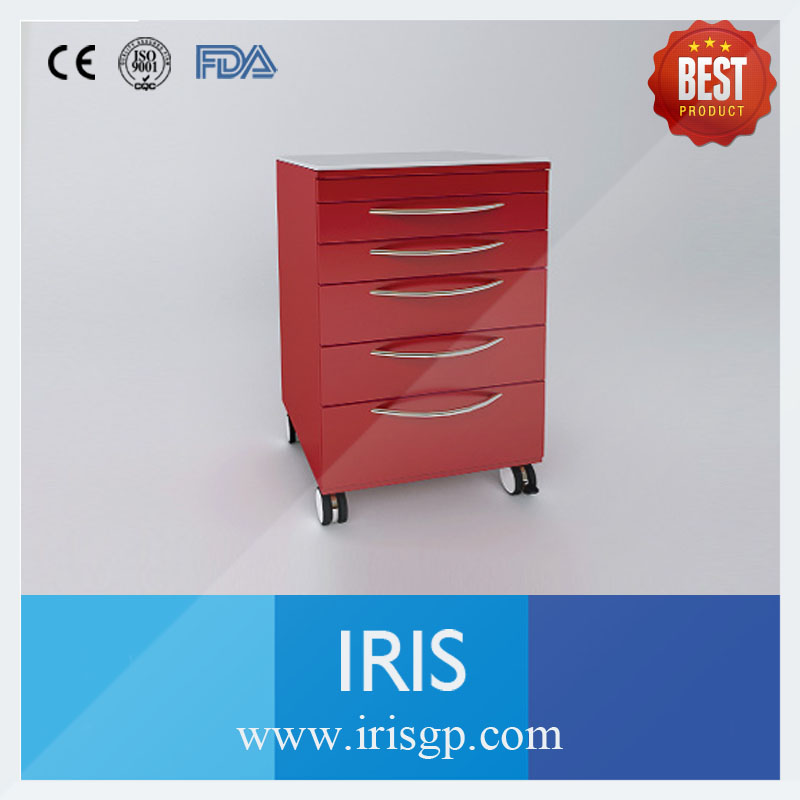 Tianjin mobile trolley cart price/high quality medical mobile trolley storage on sale