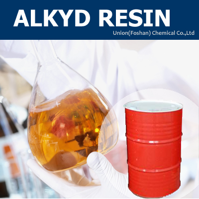 Alkyd resin for NC paint