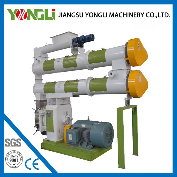 High quality used and animal feed extruder mills machinery