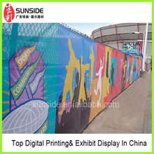 Photography Backdrop Mesh Banners Digital Printing With High Precision