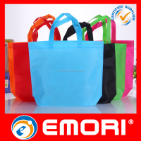 customer printing promotional nonwoven shopping bag