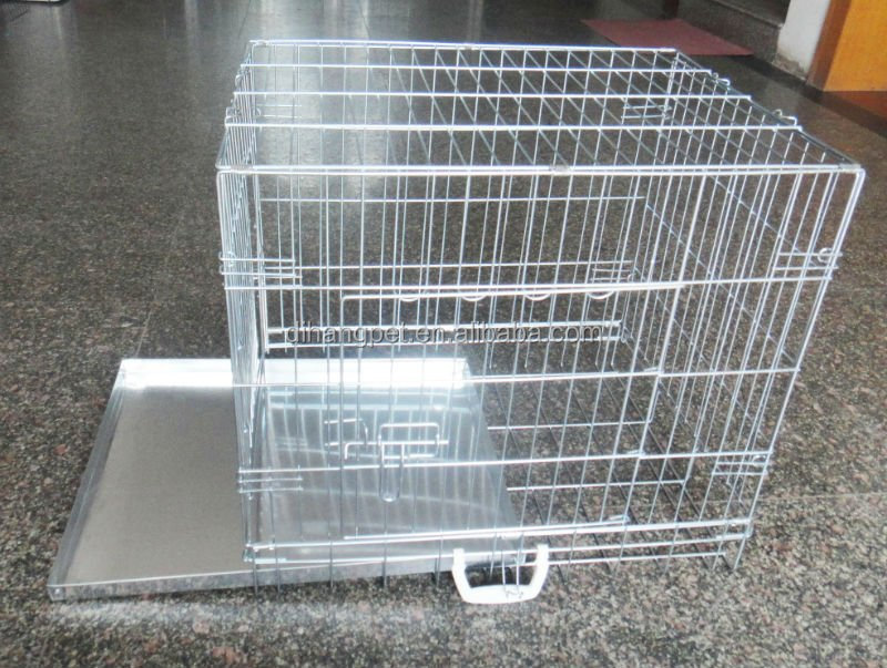 direct manufacture foldable dog cage for sale cheap