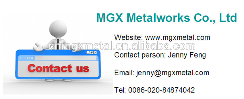 OEM Customized High Quality Black Metal Massage Table Clamp