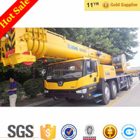 XCMG 5-section Telescopic Boom Crane Truck 50 ton Mobile Crane For Sale