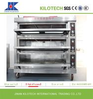 New Condition Catering Bakery Store Used Equipment Luxurious Electric Oven