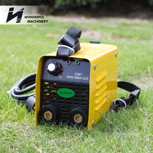 Advanced new model portable mma mini smallest welding machine