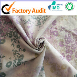 Stock Lot Fabric For Printed Cotton Fabric