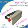 DC/AC inverters type 1500w automobile power inverter low frequency inverter charger pure sine wave