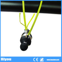 New popular products mp3/mp4 Magnet metal in-ear sport bluetooth earphone