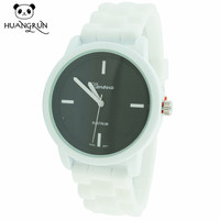 Temperature color changing fashion polar watch