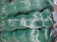single knots nylon knotted bath net