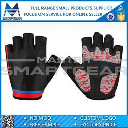 Unisex Cycling Gloves Gel Padding Practical Cycling Gloves