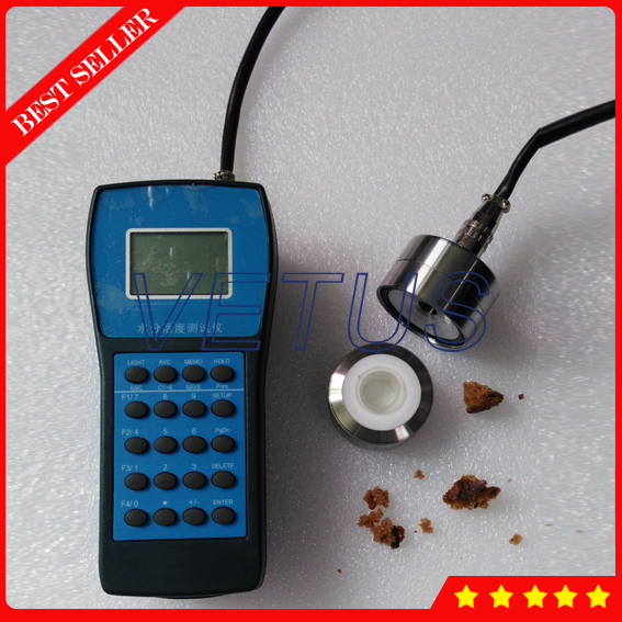 Handheld Type Water Activity Meter for food Analyzer