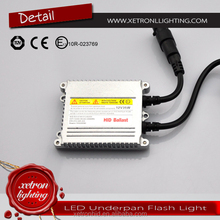 Wholesale Price HID Bi Xenon Kit DC 35w car bulb H4 Hi/Lo Beam 12v Slim ballast 6000K HID Conversion KIT