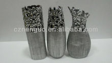 ceramic electroplated vase indoor decoration modern vase