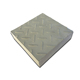 High strength FRP fiberglass top covered surface grating