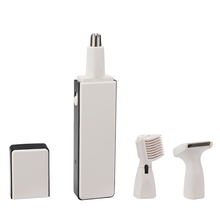 Electric Manual Cordless Nose Hair Trimmer Ear Trimmer