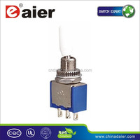 KNX-1-D1 ON-ON Solder Terminal Single Pole Toggle Switch Cap