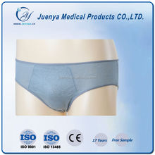 Good Choice for Travel, Hot sale Disposable cotton underwear for Men