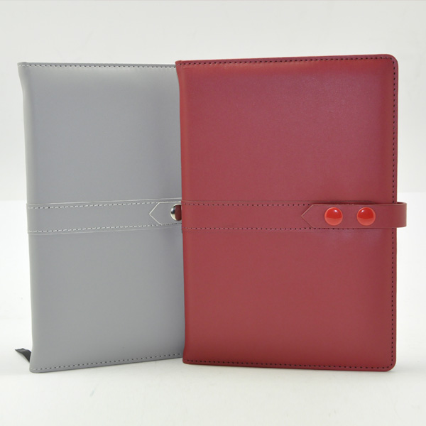 notebook cover leather, personal design memo notebook