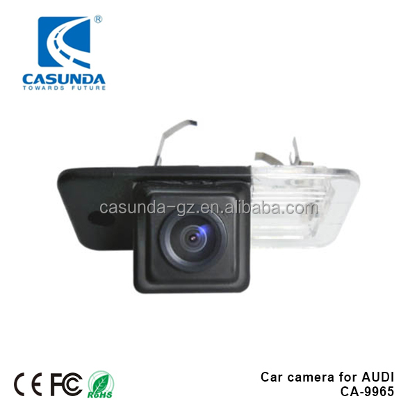 Automatic waterproof IP68 Original lamp car reverse camera with factory price for AUDI A3