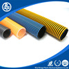 High quality flexible plastic corrugated hose for dust extraction